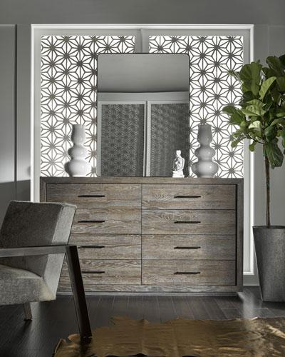 Capraia Eight-Drawer Dresser