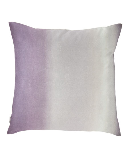 Victorine Viola Pillow