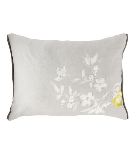 Pontoise Platinum Pillow
