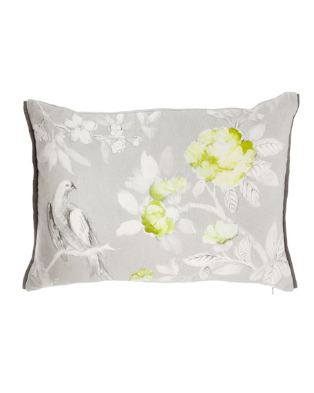 Designers Guild Pontoise Platinum Pillow