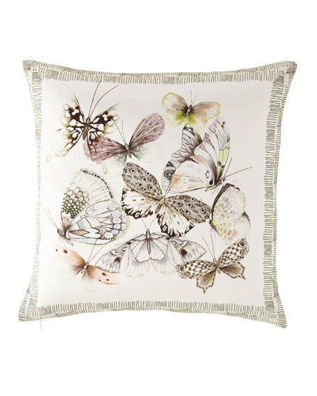 Designers Guild Papillons Shell Pillow