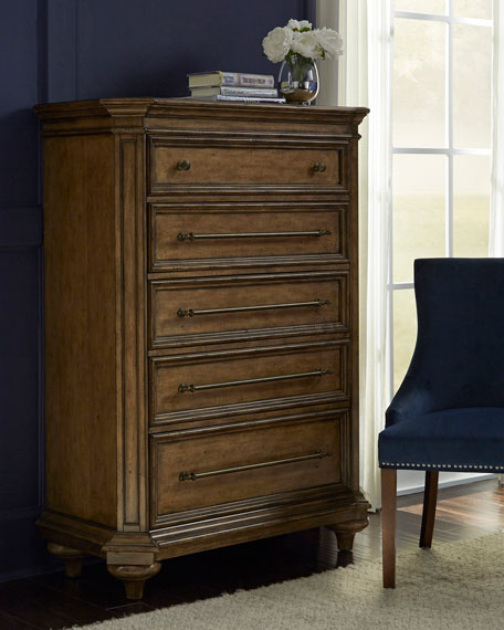 Claudia 5-Drawer Chest