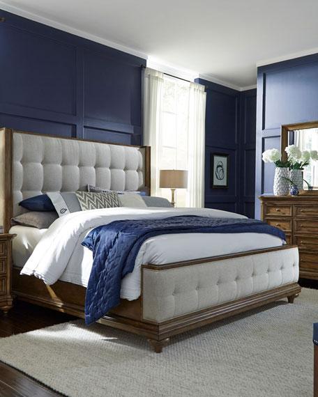 Claudia California King Bed