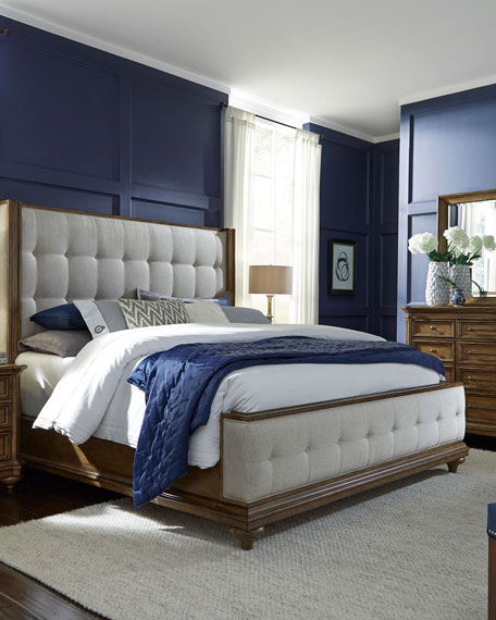 Claudia King Bed