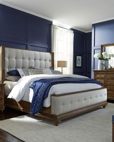Claudia Queen Bed