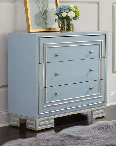 Rocco 3-Drawer Chest