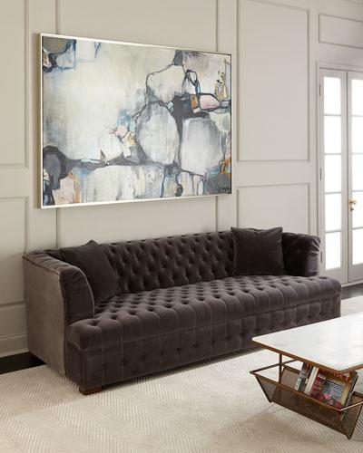 Alexis Tufted Sofa