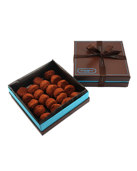 20-Piece Dark Chocolate Truffle Box