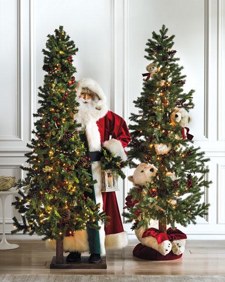 Christmas Tree Trio: Ditz Designs By The Hen House Sierra Trio Christmas Polar