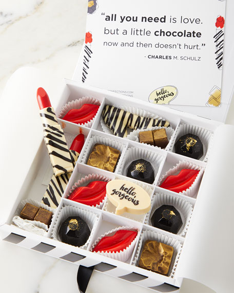 Hello Gorgeous Chocolate Gift Box