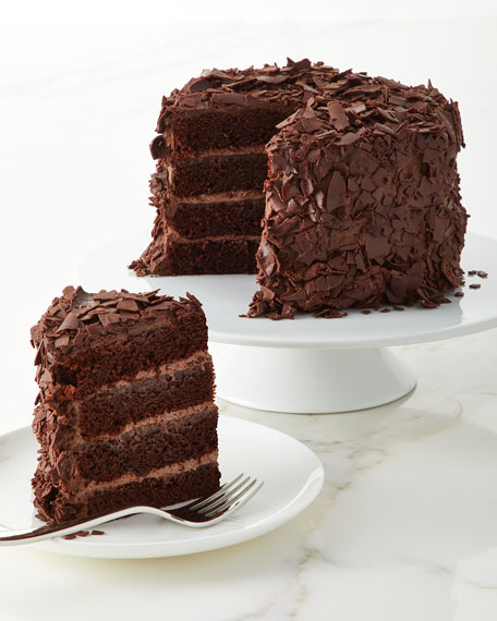 Chocolate Overload Cake, 10