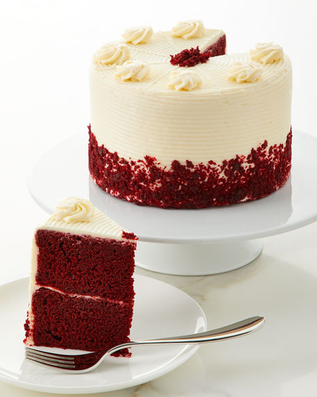 Annie Pie's Bakery Red Velvet Cake, 10