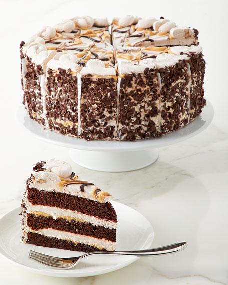 Milky Caramel Galaxy Cake, 10