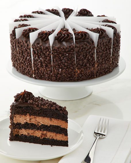 "101 Chocolate Chip Cake, 10"""
