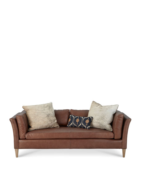 Renwick Leather Sofa