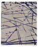 Starlight Hand-Knotted Rug, 6' x 9'