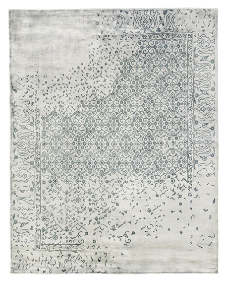 Caidence Hand-Knotted Rug, 9' x 12'