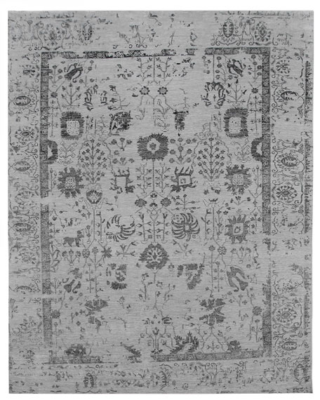 Southbridge Hand-Knotted Rug, 6' x 9'