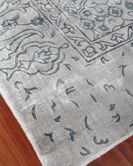 Caidence Hand-Knotted Rug, 6' x 9'