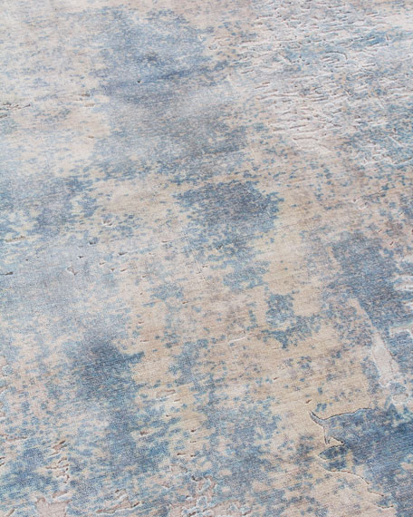 Dorian Hand-Knotted Area Rug, 8' x 10'