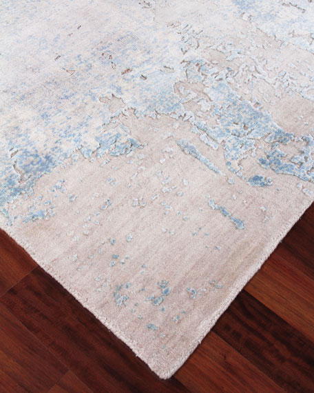 Dorian Hand-Knotted Area Rug, 6' x 9'