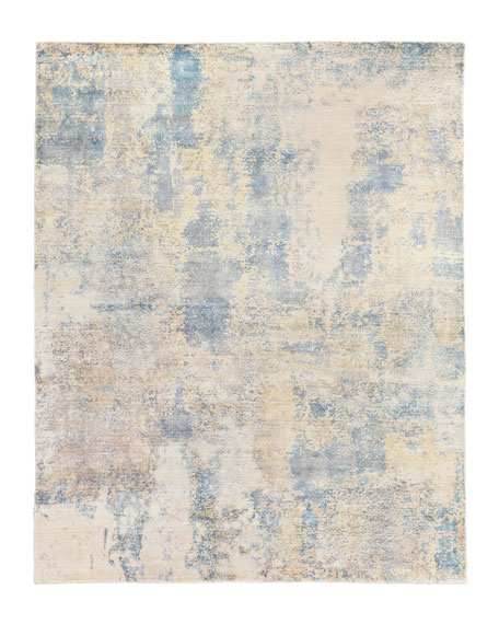 Dorian Hand-Knotted Area Rug, 10' x 14'