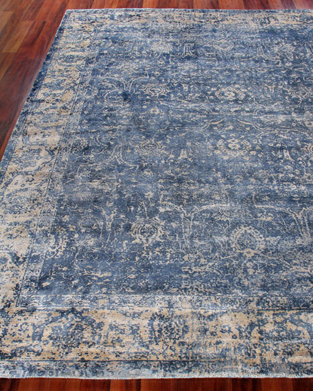 Exquisite Rugs Adelaide Hand-Knotted Rug, 12' x 15'