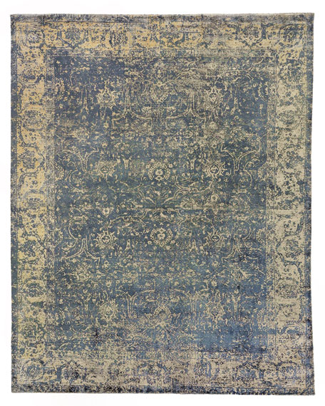 Adelaide Hand-Knotted Rug, 10' x 14'