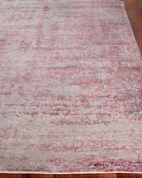 Exquisite Rugs Piper Hand-Knotted Rug, 8' x 10'
