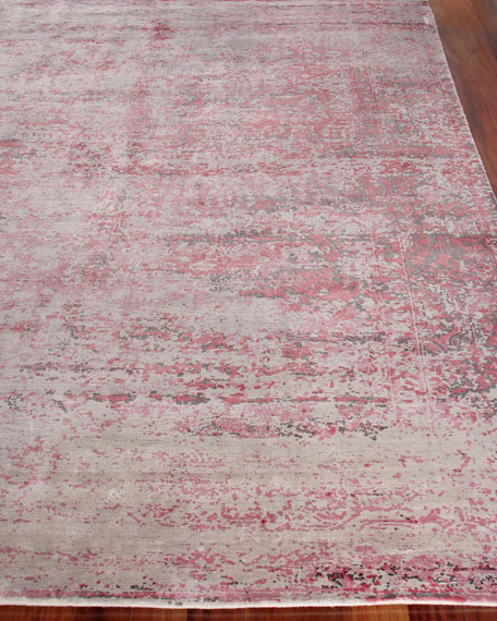 Exquisite Rugs Piper Hand-Knotted Rug, 12' x 15'
