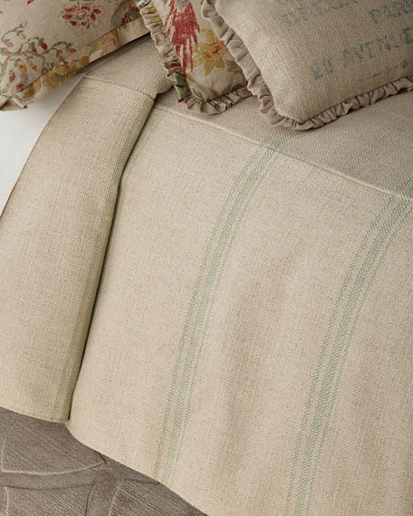 French Laundry Home Alyssa Queen Coverlet
