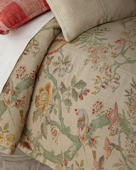 French Laundry Home Alyssa Queen Duvet