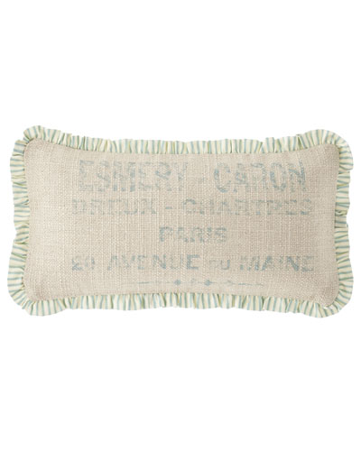 Camile Pillow  10 x 20