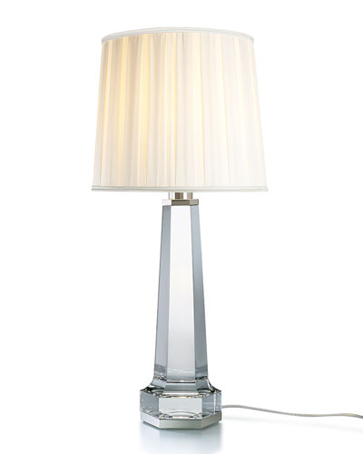 Krysta Crystal Table Lamp (No Shade)