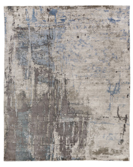 Chrissy Hand-Knotted Rug, 9' x 12'