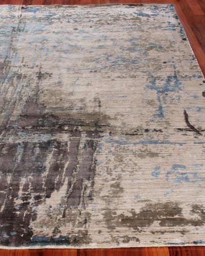 Chrissy Hand-Knotted Rug  10' x 14'