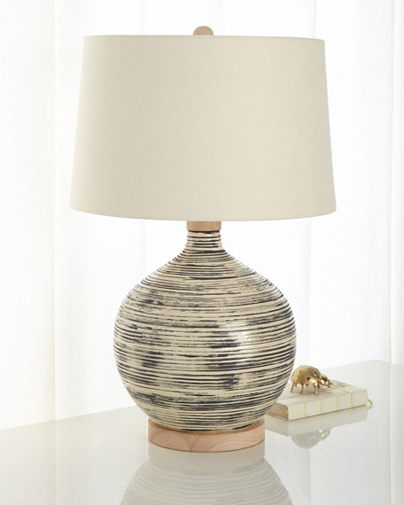 Alamont Ceramic Table Lamp