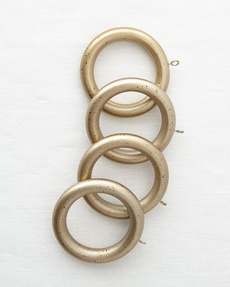 Legacy Paris Rings, 4 Pack
