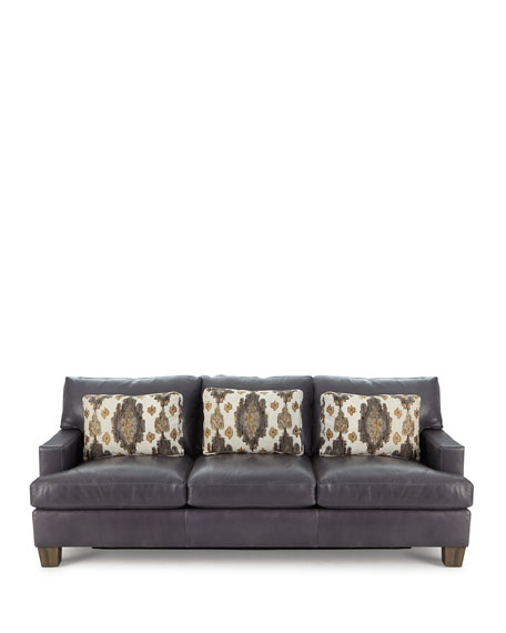 Surprising Denton Leather Sleeper Sofa 86 Download Free Architecture Designs Sospemadebymaigaardcom