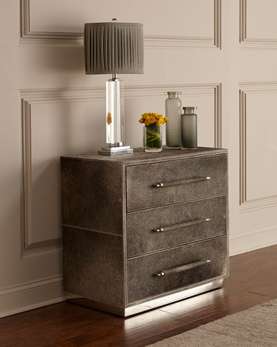Parkin Hairhide Night Stand