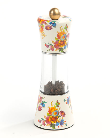 MacKenzie-Childs Flower Market Grinder
