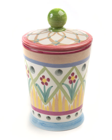 MacKenzie-Childs Taylor Greenhouse Scented Candle