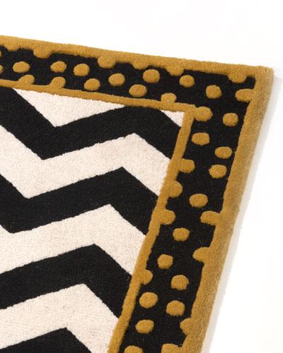 Zigzag Rug  8' x 10'