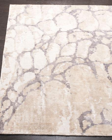 Stonleigh Hand-Loomed Rug, 6' x 9'