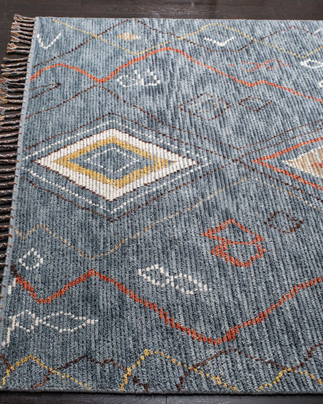 Madrid Hand-Knotted Rug, 9' x 12'