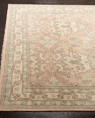 Louie Hand-Knotted Rug  6' x 9'