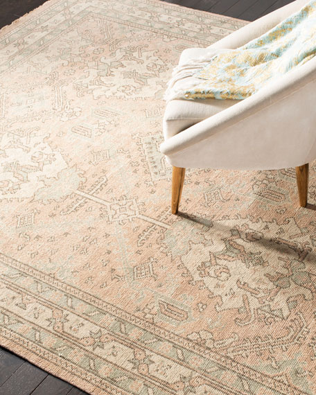 Louie Hand Knotted Rug