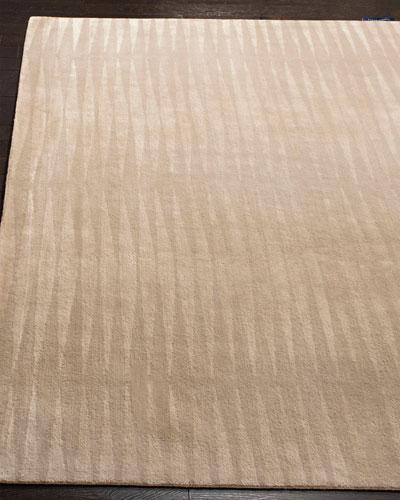 Ayumi Stripe Hand-Knotted Rug  10' x 14'