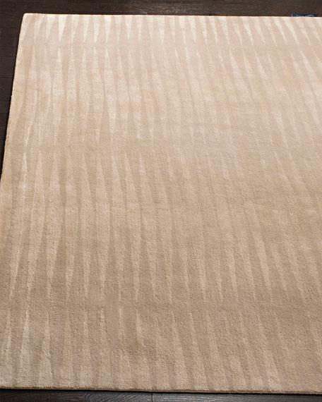 Ayumi Stripe Hand-Knotted Rug, 10' x 14'