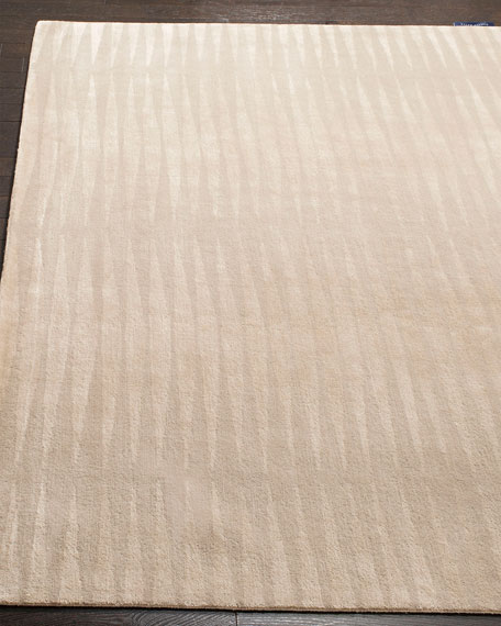 Ayumi Falcon Hand-Knotted Rug, 6' x 9'